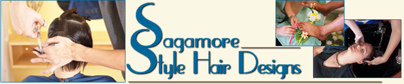Sagamore Style Hair Designs, located in Queensbury, NY.
